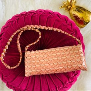 Handmade Recycle Pink Bubble Gum Wrapper Purse